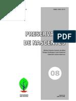 08 Preservacao de Nascentes