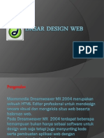 Dasar Design Web