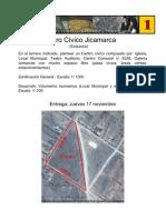 Centro Cívico Jicamarca