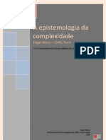AEpistemologiaDaComplexidadecomNotas