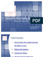 Proyecto Final Base de Datos