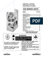 Lennox Serial Number Nomenclature | Furnace | Ton on