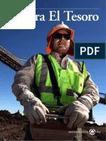Reporte de Sustentabilidad Minera El Tesoro