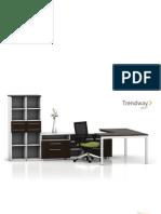 Trendway Trig Desking Brochure