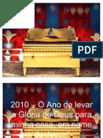 2010 – Palavra Sobre a Arca.