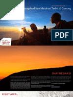 Tips Memotret Landscape
