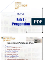 Sistem Pangkalan Data Perpustakaan DBMS
