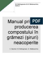 Manual Produce Re A Compostului in Gramezi Neacoperite