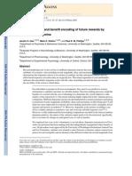 Jerylin O. Gan, Mark E. Walton and Paul E. M. Phillips- Dissociable cost and benefit encoding of future rewards by mesolimbic dopamine