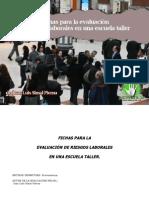 Fichas de Evaluacion de Riesgos Laborales