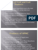 Marketing of Hpmc