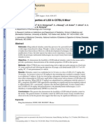 J. C. Winter et al- The Stimulus Properties of LSD in C57BL/6 Mice