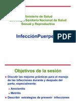 InfecciónPuerperal