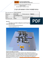 Báo Cáo BTL máy CNC & Robot CN