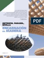 Metropol Parasol - Revista BiT N°82