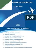 AP20090709 Visao Geral ANAC