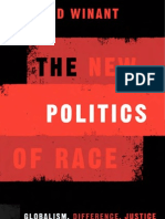 The New Politics of Race Globalism Difference Justice