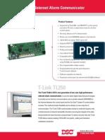 T-Link TL250 Specs