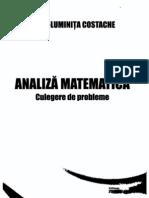 Tania-Luminita Costache - Analiza a Culegere de Probleme
