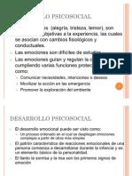 CLASE 3 DESARROLLO PSICOSOCIAL LOS 0- 3 AÑOS