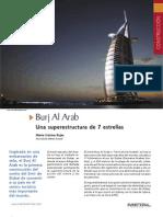 Construccion Burj Al Arab