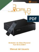 So World TV User Manual SP
