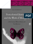 30794997 Durrant Post Colonial Narrative and the Work of Mourning Coetzee Harris Morrison