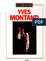 Yves Montand - Livre d'Or