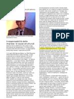 (eBook Economia ITA) Gallino Luciano - L'Impresa Irresponsabile