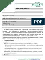 Protocolo - Diarréia aguda