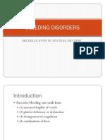 Bleeding Disorders 2010