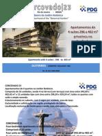 CORCOVADO - Jardim Botânico - Rio de Janeiro - PDG (21) 7900-8000