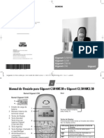Manual Gigaset CL5010