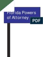 Fl Powers of Attorney