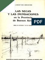 Ameghino_F-Las Secas y Las Inundaciones PBA