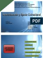 Estabilizacion y Ajuste Estructural
