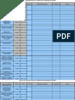 Calendario RSPS