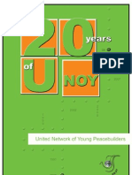 20 Years of UNOY
