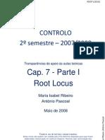 Cap7-ParteI - RootLocus