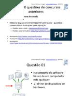 FCC TRE - CORREÇÃO ILUSTRADA www.informaticadeconcursos.com.br