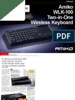 amiko-WLK-100