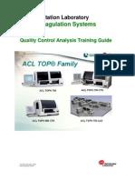 ACL Top Coagulation Manual