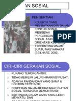 gerakan sosial