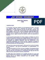 4 Plancha n.00496 - De Donde Venimos