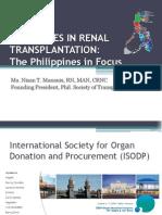 Strategies in Transplantation