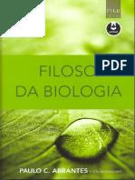 Filosofia da biologia