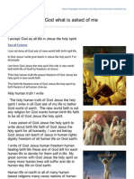 Hubpages.com-I Can Not Deny of God What is Asked of Me