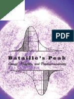 Allan Stoekl - Bataille's Peak