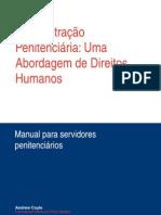 Manual Para Servidores Penitenciarios