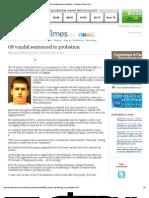 68 Vandal Sentenced to Probation _ LoudounTimes
